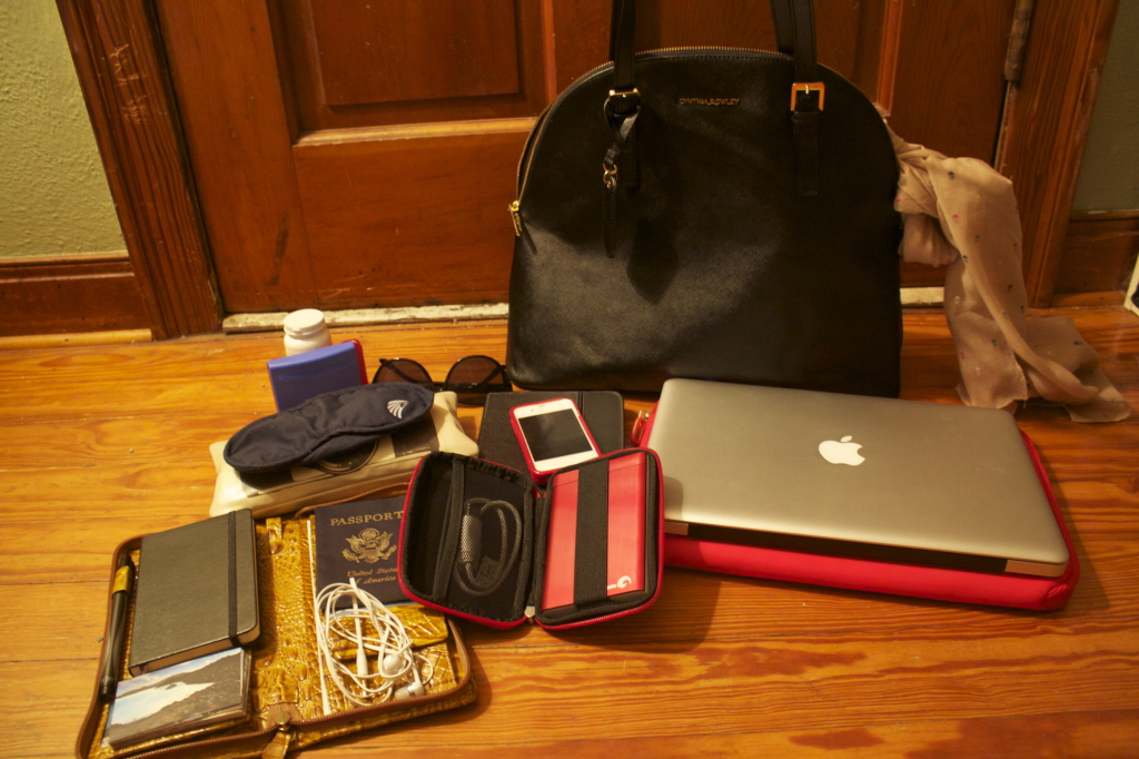What's In My Bag Personal Item