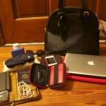 What's In My Bag: London & Paris
