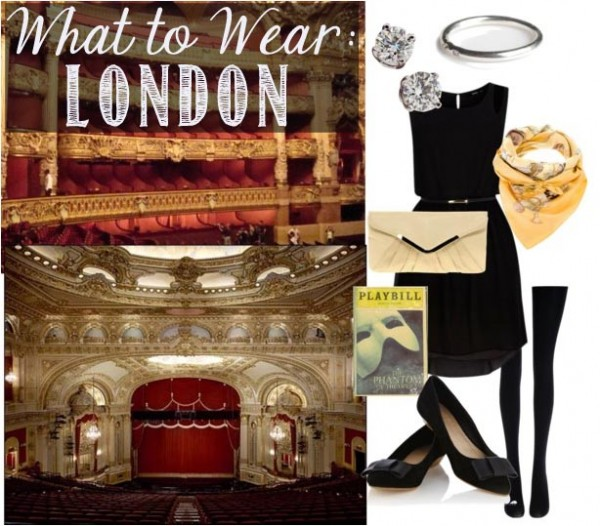 What to Wear in London - meganotravels