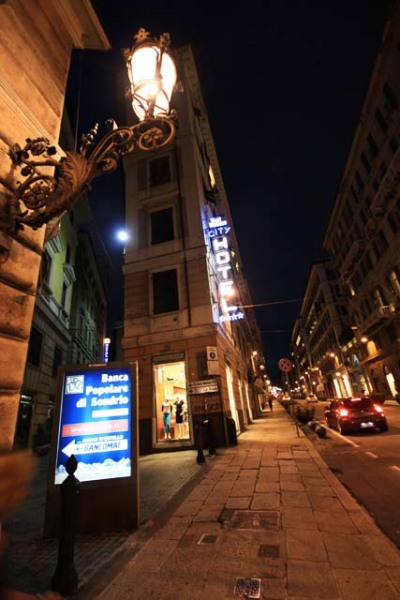 city hotel best western genoa