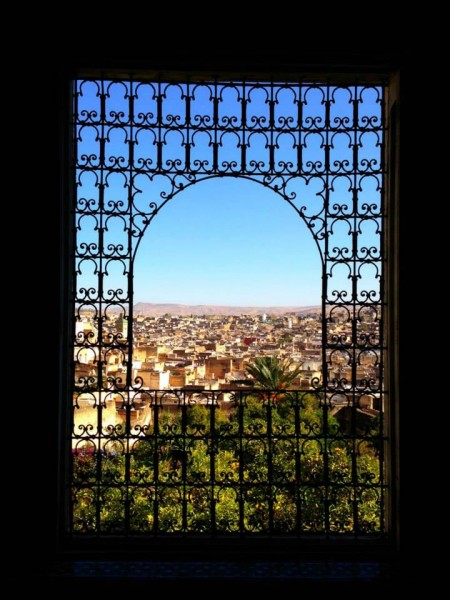 fes morocco iphone