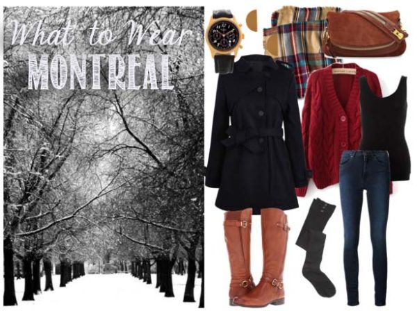 what to wear montreal