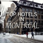 Top Hotels in Montreal